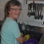 Committee member, Sue Davidson